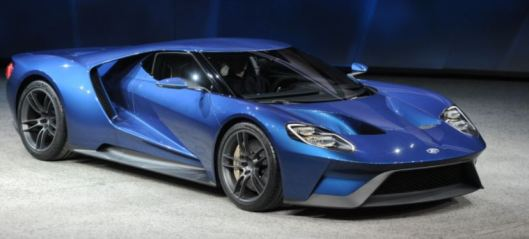 Detroit's Ford GT