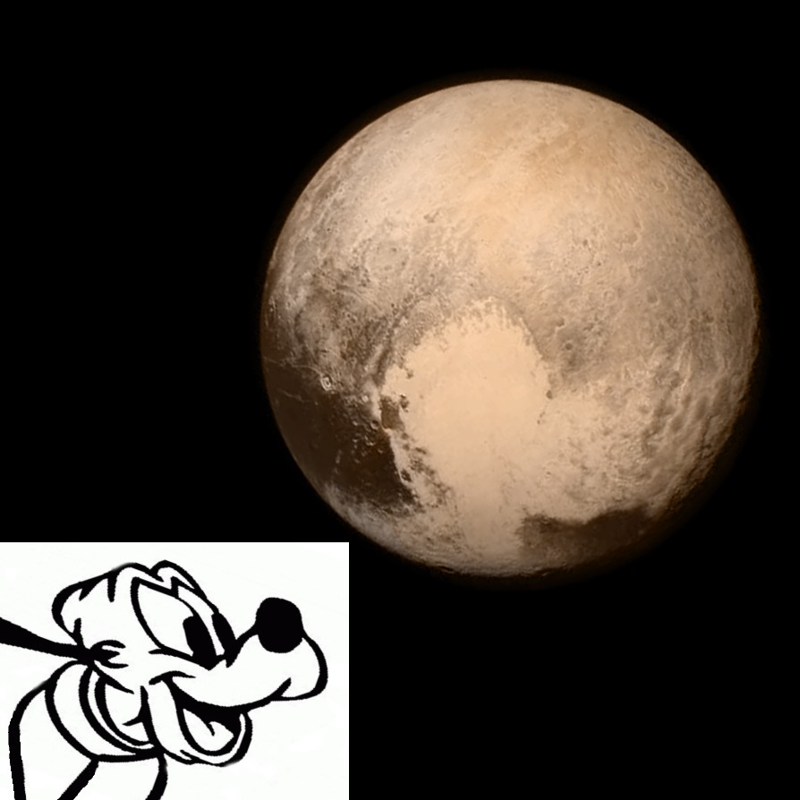 How Long Is a Day on Pluto Compared to Earth   YouTube