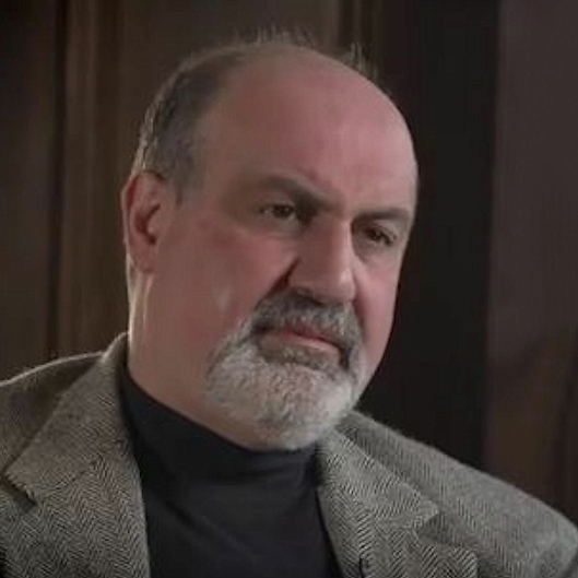 Nassim Taleb - creator ot the theories of The Black Swan, Antifragil