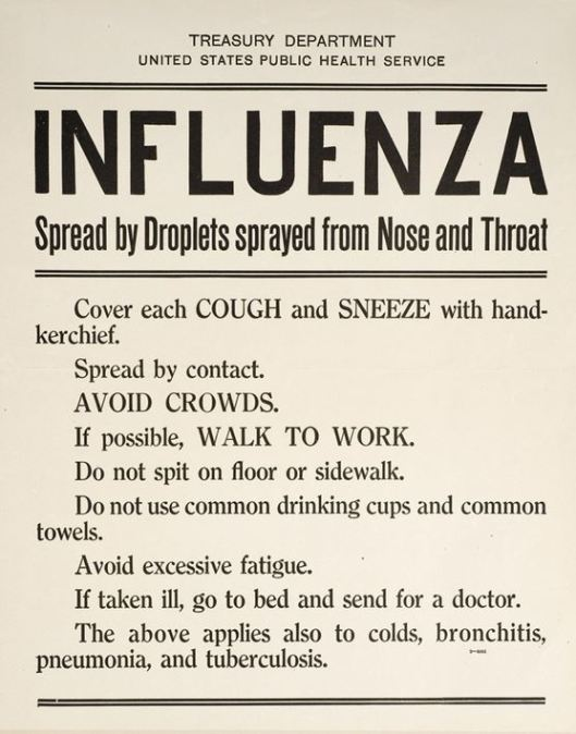Reduce risk of influenza