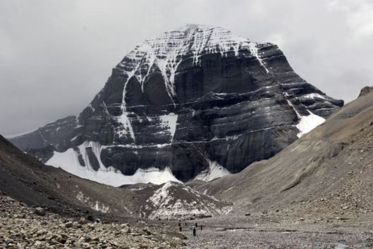 Mt Kailash by DGPatel.