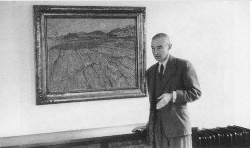Oppenheimer and Vincent Van Gogh