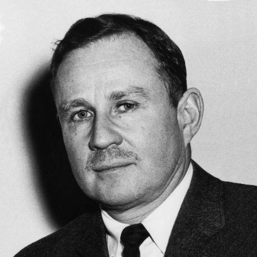 Wilfrid Sellars, philosopher at U of Pittsburgh