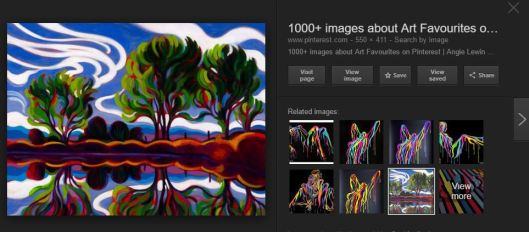 Probing google images sequence