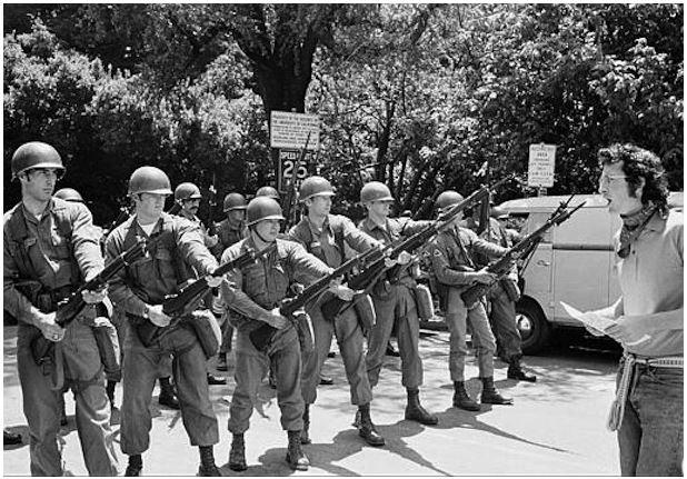Berkeley riots.