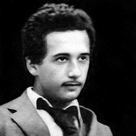 Albert Einstein age 19