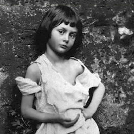 Alice Liddell before Alice in Wonderland