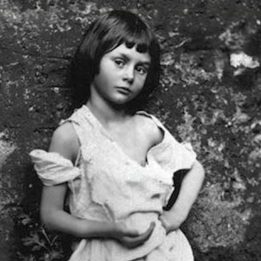 Alice Liddell before Alice in Wonderland