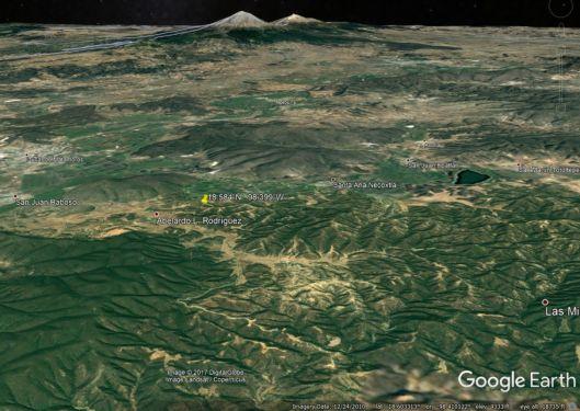 An oblique view of 2017-09-19 quake