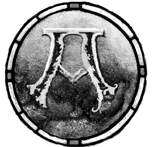 A stylized Greek letter Alpha.